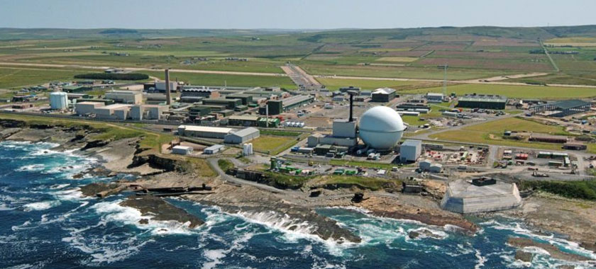 Oldest Power Station Dounreay