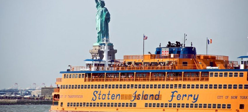 Wozair USA – Staten Island Ferries