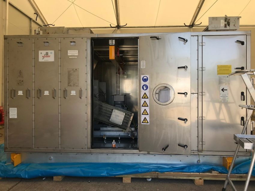 Air Handling Unit Image