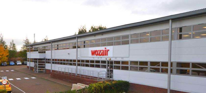 Wozair Complete Veotec Acquisition