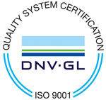 Quality System Certificaion Logo