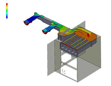 Computational Fluid Dynamics Image