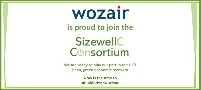 Wozair Join Sizewell C Consortium