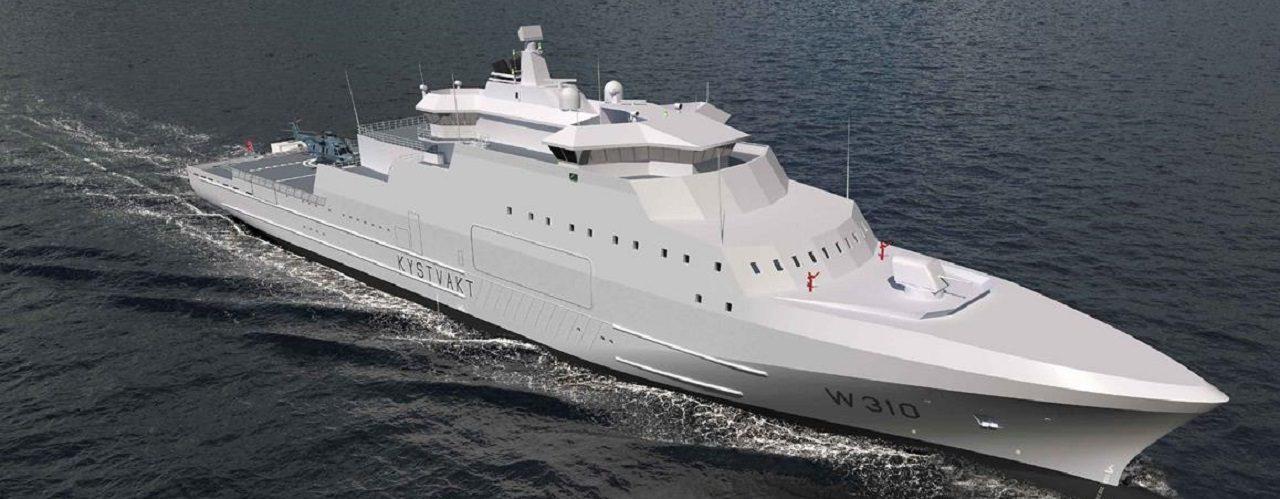 Wozair Wins Norwegian Coast Guard Vessel Contract with Teknotherm for Shipbuilders Vard